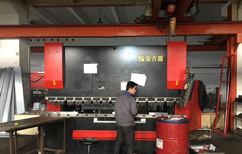 亨兴凯机器设备展示