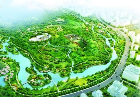 新蒲湿地公园