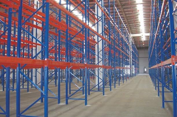 物流行业重型货架:同行低价竞争 我们实力签单