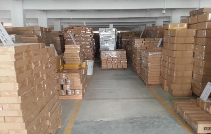 中型家具厂仓库货架