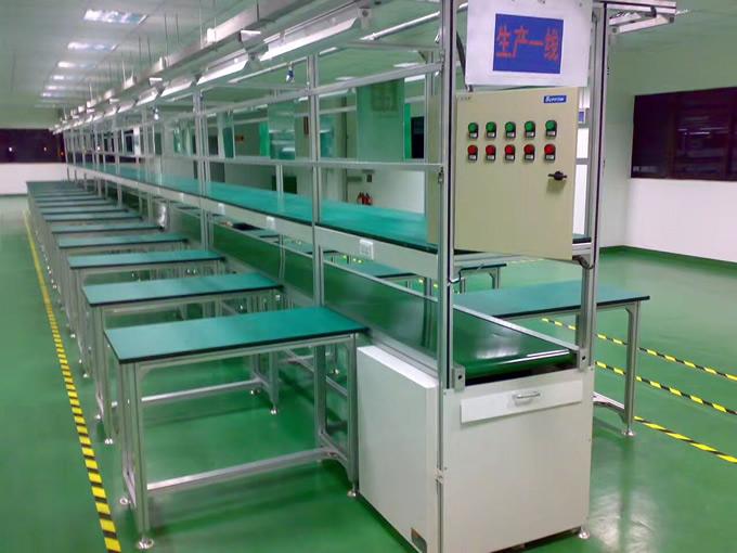 苏州工作台安装案例展示