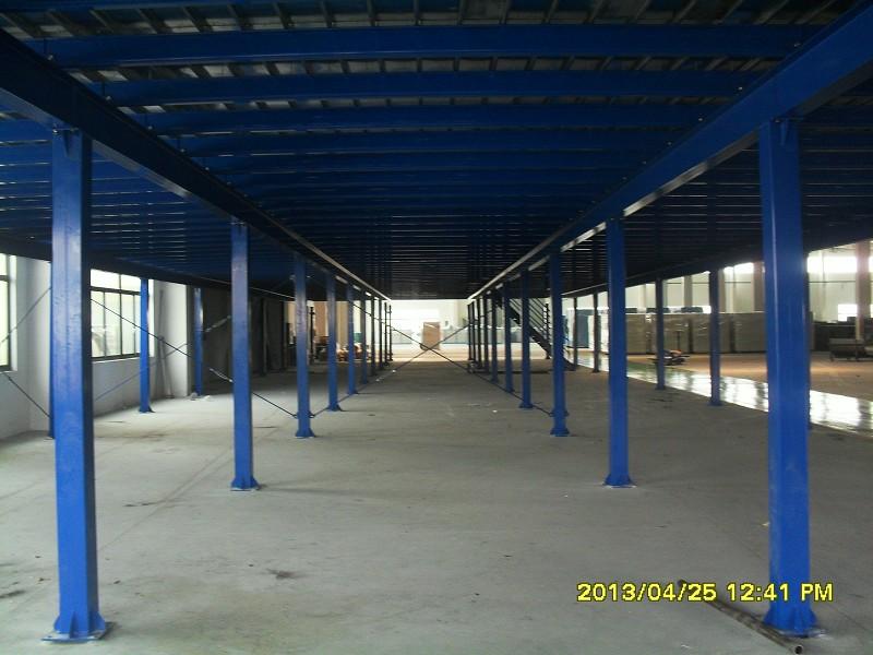 苏州地区钢平台制造厂商
